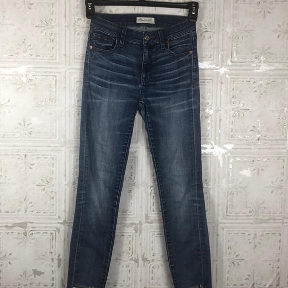 Madewell Denim - Madewell | High Riser Skinny Jean